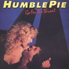1 CENT CD Go for the Throat - Humble Pie