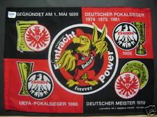 EINTRACHT FRANKFURT  FAHNE  AUTOFLAGGE!  FLAGGE  WIMPEL 2018 Bundesliga