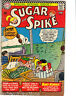 DC Comics Special Spring Issue Sugar & Spike # 64. May, 1966. VG+.