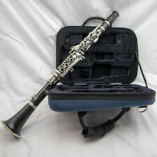 Buffet Crampon R13 Professional Wood Clarinet, Great Player-New Pads+Adj Barrel