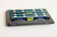 128GB (4x32GB) DDR3 PC3-10600R 4Rx4 ECC Reg Server Memory for Dell R410