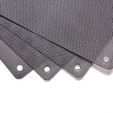 NEW Cuttable Computer Mest140mm PC Fan Dust Filter Dustproof Anti-Dust Case EW