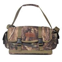 Camo Tactical Deluxe Range Duffle Bag Oxford Pistol Gun Ammo Hunting Tote Bag
