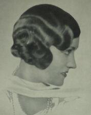 Gloria Swanson Maillard Kesslere 1927 Photo Study Article 6281
