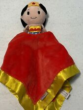 Wonder Woman Itty Bittys Baby Lovey Security Blanket DC Comics