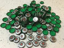 Heineken Beer Bottle Caps No Dents Quantity 200
