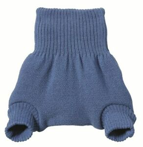 DISANA Diaper Cover MERINO WOOL baby infant cloth nappy soaker overpants knitted