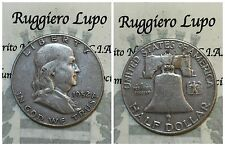 America - États Uni Moitié Dollar Franklin 1952 D (Denver) MB / Fine