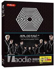 EXO 1st Japan TOUR The Lost Planet MV DVD9  Box Set