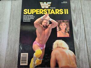 1987 WWF Superstars 2 II Magazine Savage Elizabeth Hogan Outback Jack JYD Fuji