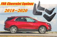 Splash Guards Mud Flaps Mud Guards Fende 4PCS FOR 2017-2020 Chevrolet Equinox