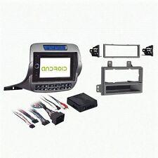 2010-2012 Chevrolet Camaro DVD GPS Navigation  Stereo Radio with Dash Kit
