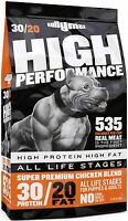 Bully Max 30/20 High Performance Dog Food (For working breeds) 15 lbs. bag