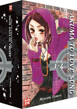 Akuma to Love Song - Sammelbox 1 Manga NEU