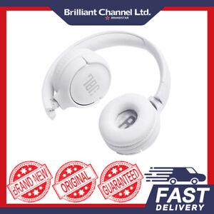 JBL Tune T500BT Wireless Bluetooth On-Ear Headphone - White