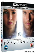 Passengers (4K Ultra HD + Blu-ray + Digital HD) [UHD]