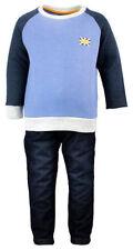 Vêtements bleus en polyester pour garçon de 2 à 16 ans