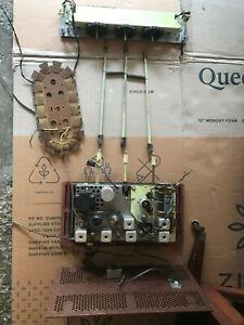 Zenith Tube Amplifier / Tuner /Linkage for Vintage 1963 Cobra Matic Stroboscope