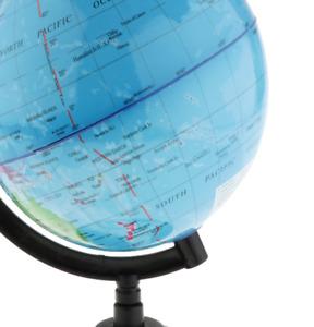 World Globe Map On Stand Large Student Toys Education Globe National Boundrie