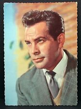 Adrian Hoven-Movie Actor Photo Film-AUTOGRAFO-Mappa AK (lot-g-7673