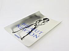 Helmut Newton bolsas de 1999 SUMO carpeta promocional 11seitig vintage 50 x 70 cm lv051