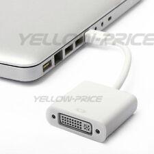 Mini DisplayPort on DVI Converter | certificated | PC ,APPLE / iMac, Macbook Mac