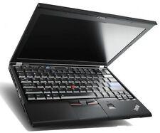 Lenovo Thinkpad X220 Notebook Intel Core i5 2.5GHz 4GB Webcam 271