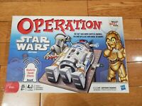 Operation Game Star Wars Edition Working conditon Fast Shipping