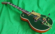 Gretsch G6128TCG Duo Jet Cadillac Green with Bigsby Electric Guitar