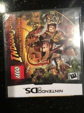 Lego Indiana Jones The Original Adventures - Nintendo DS Brand New Sealed