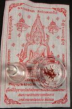 CLEAR BUDDHA BLOOD BRAIN SAFFRON PEARLS RELICS INDIA SARIRA PEARLS LARGE STUPA