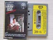 PHILOMENA QUINN 'IT'S A COWBOY LOVIN' NIGHT' CASSETTE, 1978 ERMERALD/GEM, TESTED