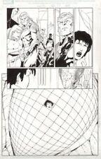 Calafiore EXILES 81 pg 22 BLINK LONGSHOT SABRETOOTH POWER PRINCESS SPIDER-MAN 99