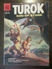 TUROK SON OF STONE #14 FINE DELL COMICS 1959