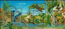 1999 AUSTRALIA Small Pond M/S FU - CTO
