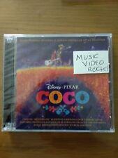 COCO - Disney Pixar Soundtrack Mexico 2 CD Recuerdame