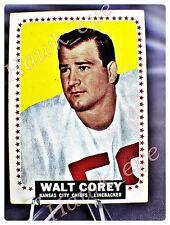 1964 Topps #95 Walt Corey Kansas City Chiefs EX-NM