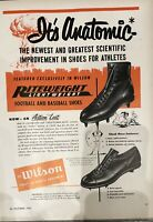 1950's Atomic Bomb Advertising For Wilson Sporting Goods. It's Atomic!