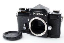 Nikon F Eye Level Finder 35mm SLR camera Black Body [Exc+] Japan / by FedEx