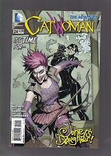 Catwoman #24 (2011 4th Series) It's Time For The Joker's Daughter! Dodson Cover!