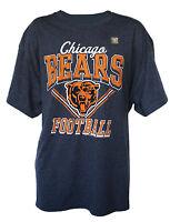Chicago Bears NFL Junk Food Men's Graphic V-Style T-Shirt