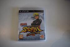 naruto shippuden ultimate ninja storm collection ps3 ps playstation 3 neuf