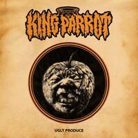 King Parrot Ugly Produce CD 2017 Deluxe Digi Australian Thrash Grind Metal New
