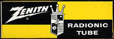 Zenith 6Fv8 6Fv8A 6Br8Avacuum Tube Nos