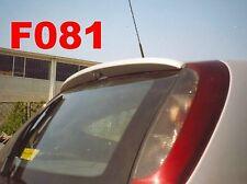 SPOILER ALETTONE POSTER  OPEL CORSA C MY2002 GREZZO CON COLLA cod F081GK SI081-3