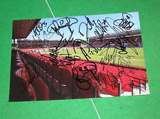 Ashton Gate Photograph Signed by 18 Bristol City FC 2014/15 League One Champions