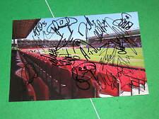 Ashton Gate Photograph Signed by 18 Bristol City FC 2014/15 League One Champions