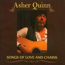 ASHER QUINN - SONGS OF LOVE AND CHAINS NEW CD