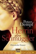 Herrin der Schmuggler ► Peter Dempf (2015, Taschenbuch)  ►►►UNGELESEN