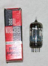 1 Micro 6CM8 Electronic Vacuum Tube, NOS
